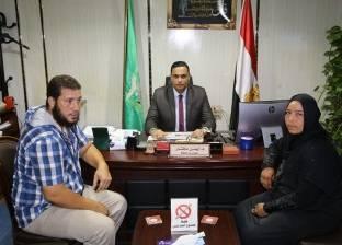 """""""الرفاعية"""" يعيدون الحياة لـ""""شبرا بخوم"""".. ومساعدات لأسر ضحايا الثعابين"""