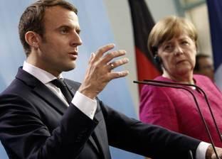 """ميركل وماكرون يوقعان """"معاهدة آخن"""" للتعاون الثلاثاء المقبل"""