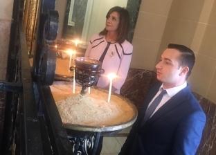 غدا.. وزير شؤون المغتربين الأرميني يزور منطقة الأهرامات
