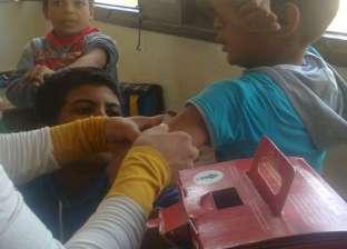 تطعيم 6% من أطفال البحر الأحمر في اليوم الأول من حملة التطعيم ضد الحصبة