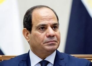 السيسي يستقبل وزراء الشباب والرياضة العرب