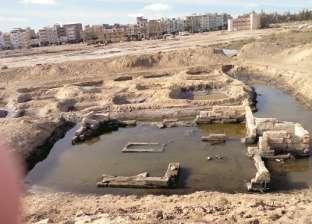 دمياط.. آلاف القطع الأثرية وتوابيت «الأسرة 26» تحت رحمة الميزانية فى «تل الدير»