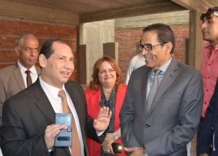 """محاضرة لرئيس جامعة بورسعيد عن """"تلوث المياه وأثره على الأسماك"""""""