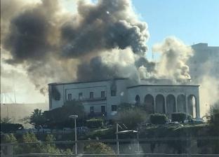 وسائل إعلام ليبية: مقتل مسئول الإدارة الإسلامية بهجوم وزارة الخارجية