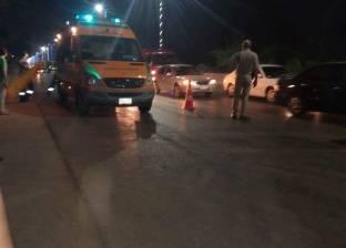 بتر يد شاب إثر اعتداء شخص عليه بسلاح أبيض في بورسعيد
