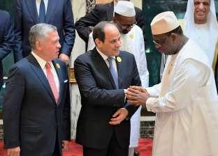 «السيسى» أمام القمة الإسلامية: بدون الوحدة لن نواجه عدم الاستقرار