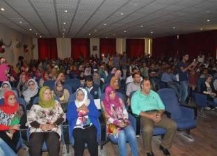 بالصور  نائب رئيس جامعة الفيوم: تدشين معمل حاسب آلي جديد خلال أيام