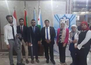 طلاب جامعة المنصورة يشاركون في مهرجان الموسيقى والغناء التراثي العربي