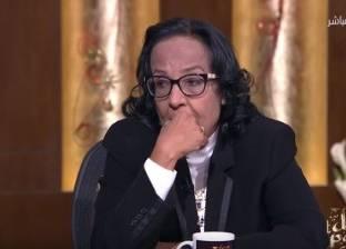 """لميس جابر: """"محتاجة يومين عشان أقول السيسي عمل إيه لمصر والدنيا اتغيرت"""""""