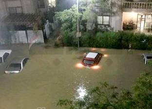 """""""الري"""": الوزارة تحاول الحفاظ على مياه الأمطار والسيول"""