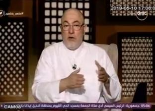 """خالد الجندي: """"تارك الصلاة مصيره النار.. وعدم الخشوع وراء كل مشاكلنا"""""""