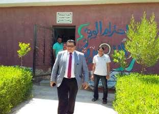 544 طالب إعدادية يؤدون امتحانات الدور الثاني في جنوب سيناء اليوم