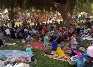 محافظ القليوبية: القناطر الخيرية مستعدة لاستقبال الألاف في شم النسيم