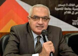 رئيس جامعة المنصورة: إعلان نتائج امتحانات الكليات خلال أيام