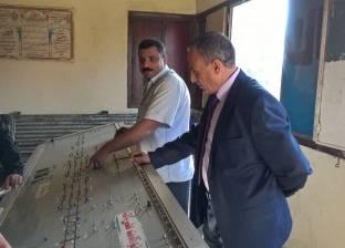 """جولة مفاجئة لرئيس هيئة السكة الحديد على خط """"القاهرة - أسوان"""""""