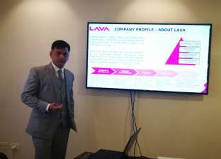 """""""لافا تكنولوجي"""" الهندية تعتزم إنشاء مصنع للهواتف الذكية في مصر"""