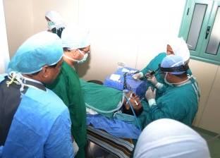 بالصور  مستشار وزير الصحة يفتتح مركز وحدة القلب المفتوح بطنطا