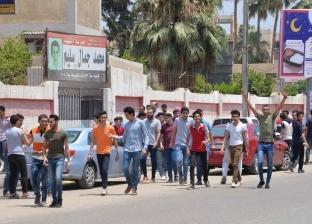 نقل 5 طلاب بالثانوية العامة إلى المستشفيات في قنا