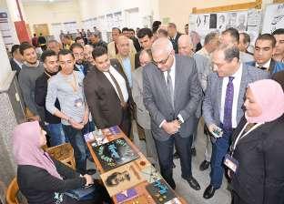 افتتاح الملتقى الثالث لمطوري تكنولوجيا المعلومات بجامعة المنصورة