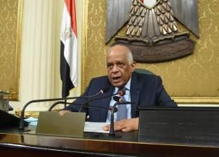 عبد العال يبحث مع رئيس لجنة الدفاع بمجلس الشيوخ الإيطالي عودة السفير