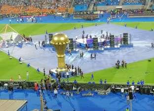 بث مباشر.. حفل ختام كأس الأمم الأفريقية 2019
