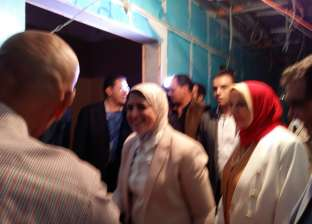 وزيرة الصحة: نضع اللمسات النهائية لمنظومة التأمين الصحي ببورسعيد