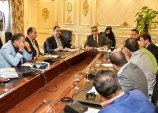 """""""محلية النواب"""" تبدأ مناقشة مشكلات محافظة القليوبية"""
