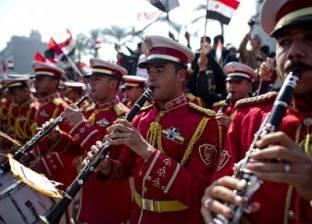 الفرقة الموسيقية العسكرية المصرية تشارك بالمهرجان الدولي العاشر بروسيا