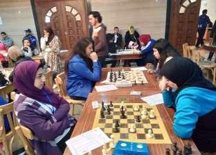 """جامعة المنيا """"الثاني"""" في البحوث الاجتماعية.. وتتقدم ببطولة الشطرنج"""