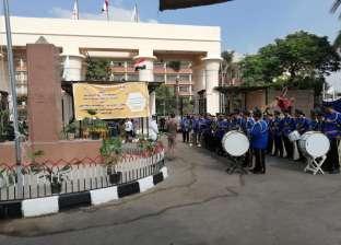 انتهاء فاعليات مهرجان جامعة عين شمس للترحيب بالطلاب