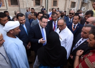 محافظ الإسكندرية يشدد بضرورة استعداد الأحياء لموسم النوات