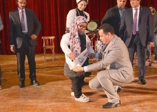 جامعة أسيوط تنظم حفل مراسم تنصيب اتحاد طلابها