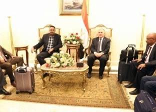 وزير الخارجية الإثيوبي يصل مصر لحضور أعمال اللجنة المشتركة