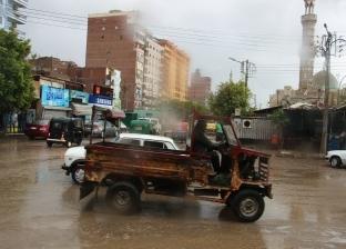 «الأرصاد» تعلن سقوط أمطار غزيرة ورعدية.. وتحذر من ممارسة هذه الأنشطة