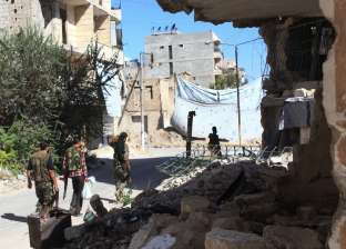 """قوات حكومية سورية تدخل """"الضمير"""" بعد إجلاء فصيل جيش الإسلام"""