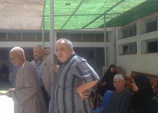 هشام والي يتقدم ببيان عاجل لوزير الصحة بسبب تدني أحوال مستشفى الفيوم العام