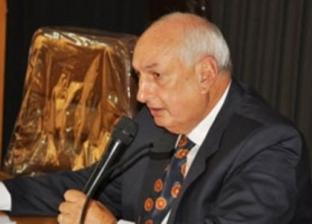 وفاة المستشار محمد عزت عجوة محافظ كفر الشيخ الأسبق