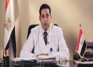 مستشفى الهرم تعقد ورشة العمل الأولي لمناظير الركبة وتأهيل شباب الأطباء