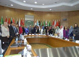 """""""العربية للتنمية الإدارية"""" تقدم دراسة قانونية لحفظ الأمن الدولي"""