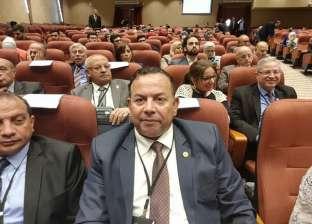 رئيس جامعة المنوفية يشهد افتتاح دورة اتحاد الجامعات العربية بلبنان