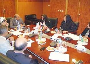 """""""التنمية الصناعية"""": دمج الصناعة المصرية ضمن """"القيمة المضافة الدولية"""""""