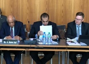 """"""" عبدالعال """" يصل جنيف للمشاركة في اجتماعات الاتحاد البرلمانى الدولي"""