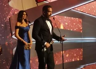 """أمير كرارة أفضل ممثل عربي في """"موريكس دور 2019"""""""