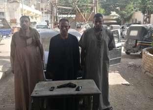 اختطف تحت تهديد السلاح.. تحرير عامل من أيدي شخصين لخلافات مالية بسوهاج