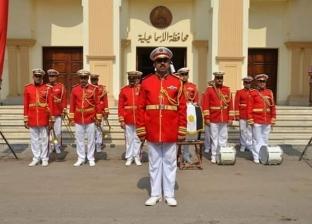 صور.. احتفالات شعبية في شوارع الإسماعيلية تزامنا مع العيد القومي