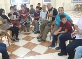 """بيت ثقافة بني عبيد تنظم ورشة عمل في """"فن الأدب"""" بالدقهلية"""