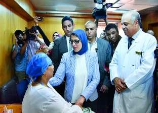 «الصحة»: حققنا 300% من مبادرة الرئيس للقضاء على قوائم انتظار العمليات الجراحية