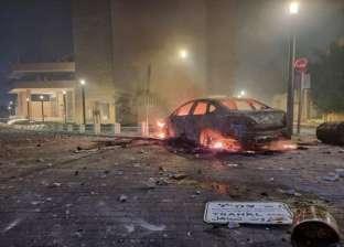 قصف فلسطين لإسرائيل الآن.. صواريخ غزة تمطر مدن الاحتلال