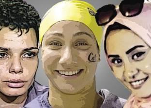 3 بطلات تعرضن لحملة هجوم: المجتمع يصيبنا بإحباط