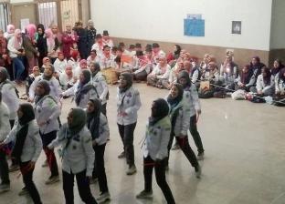 بالصور| استمرار فعاليات المهرجان الإرشادي الـ27 لجوالات جامعة حلوان